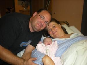 Mama, Papa und Ronja